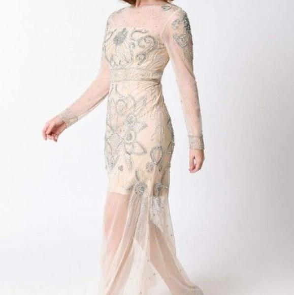 Unique Vintage Dresses   Flapper Gown   Poshmark